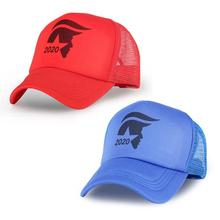 Trump 2020 Profile Logo Mens Baseball Caps Casquettes Hats Casual Kids Fitted Cap Snapback Hair Accessories Hiking Camping