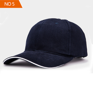 Image 5 - 安全バンプキャップ職場建設現場帽子と通気性ハード帽子ヘッドヘルメット反射ストライプ軽量