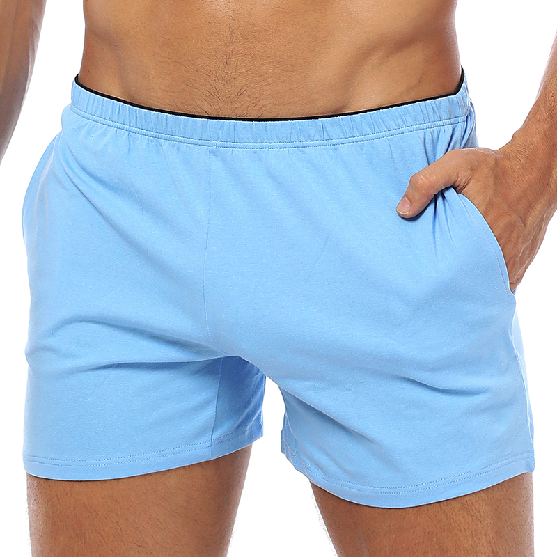 CMENIN Brand Boxer Men Underwear Cotton Pouch Boxershorts Sleep Men Underpants 5 Colors Panties For Swim Or Shorts OR130