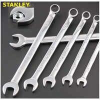 Stanley professional kombination kaiser spanner 1/4 5/16 3/8 7/16 1/2 9/16 5/8 11/16 3/4 13/16 7/8 15/16 1 zoll wrench combo