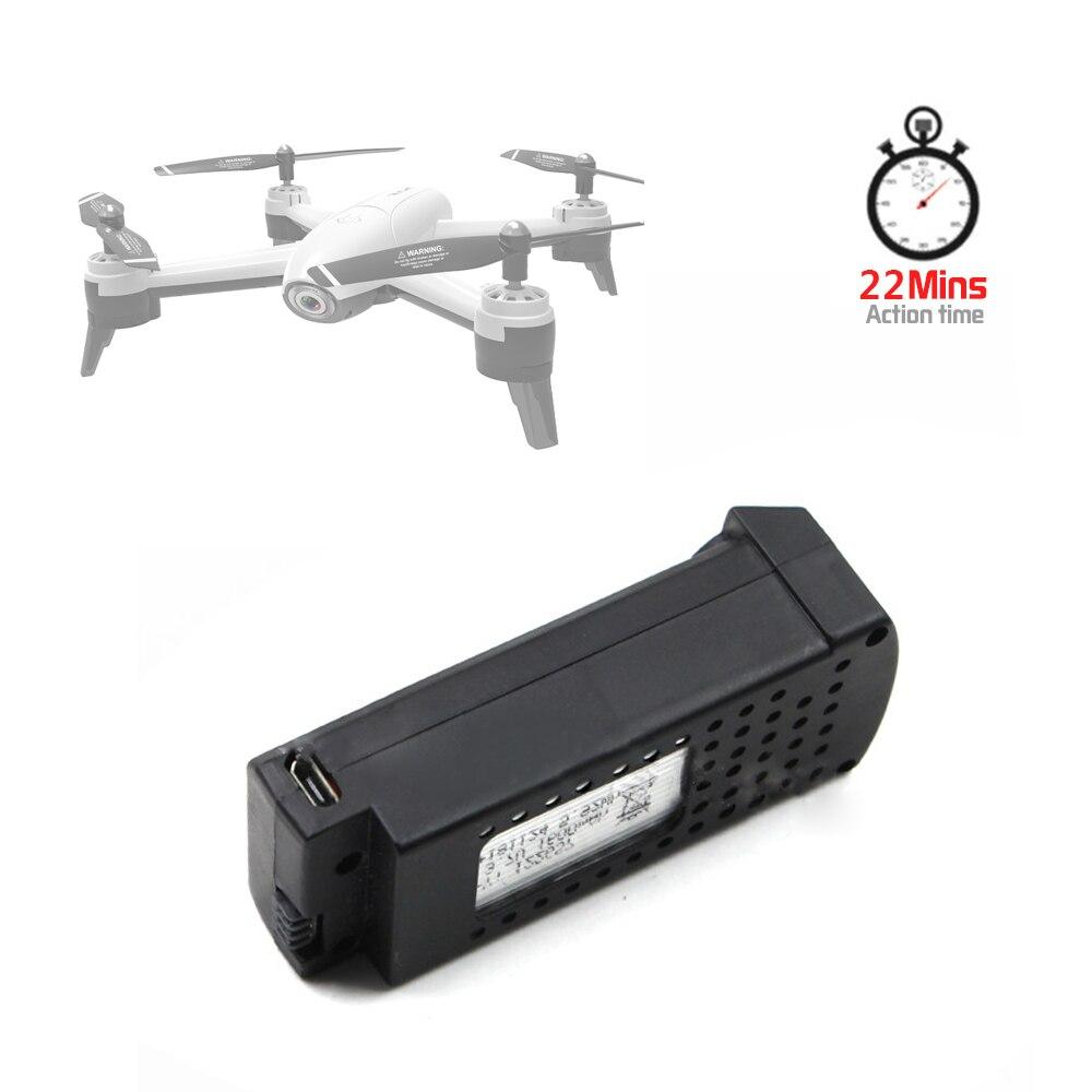 SG106 ドローンオリジナルバッテリー 3.7V 1600 シティ 500mah リポバッテリー USB 充電ケーブル充電式 RC ドローンバッテリー SG106  グループ上の おもちゃ & ホビー からの パーツ & アクセサリー の中 1