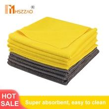 Extra Soft Car Wash Microfiber Towel Car Cleaning Drying Cloth Car Care Cloth Detailing Car WashTowel Never Scrat