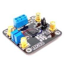 Balanced modulator AD630 lock in amplifier module weak signal detection, modulation and demodulation