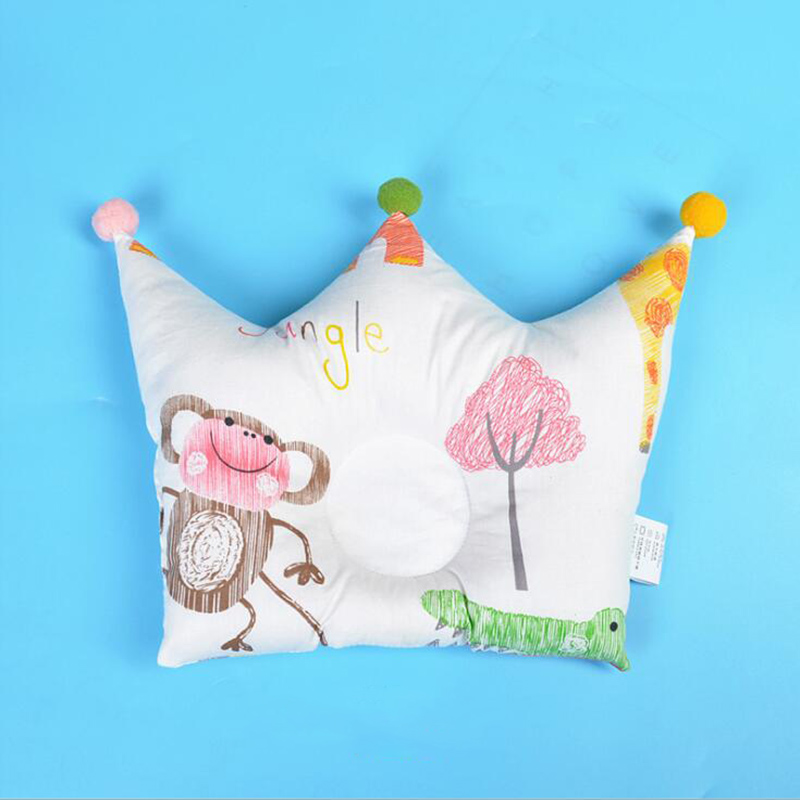Baby Bedding Pillows Newborn Prevent Flat Head Infants For  Boy Girl Room Decoration Accessories YCZ047