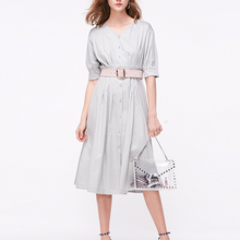 ONLY Women's Slim Fit Cinched Waist Dress | 119107534