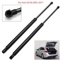 2pcs Car Rear Tailgate Struts Gas Springs Lift Support Struts bar tools For Audi A6 2000 2011 Car Accessories