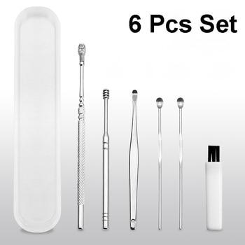 Ear Wax Cleaner Tool Set 1