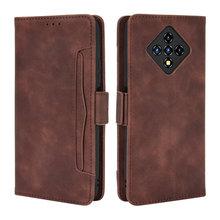 Wallet 8 flip-Case Zero8x687 Bumper-Cover Infinix for 360-Protection Funda Removable-Card-Slot