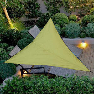 Sunshade Canopy Sail Garden Triangle Outdoor Waterproof Camping Patio Picnic for Uv-Block