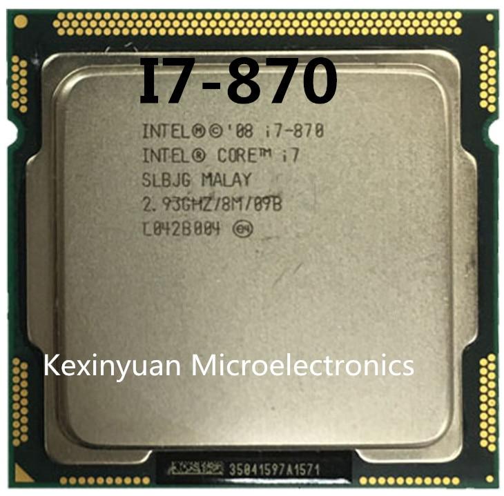 Intel Core I7 870…