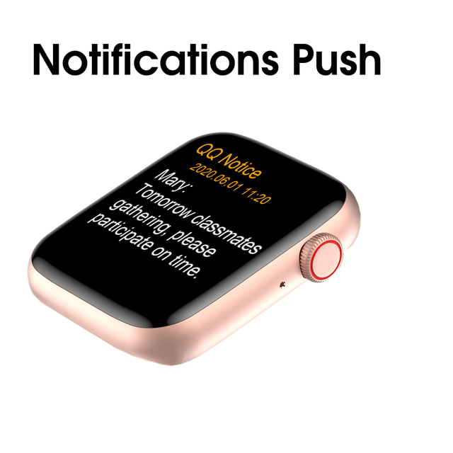 IWO W26 Smart Watch 10