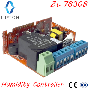 Image 5 - ZL 7830B, 30A Relais, 100 240Vac, Digitale, Vochtigheid Controller, Hygrostaat, Met Alarmerende Output, Lilytech