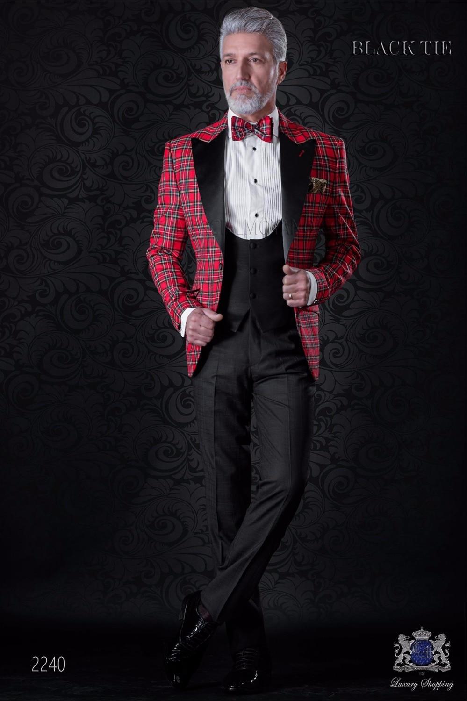 Classic-slim-Groomsmen-Peak-Lapel-Groom-Tuxedos-Men-Suits-Wedding-Prom-Best-Man-Blazer-Jacket-Pants