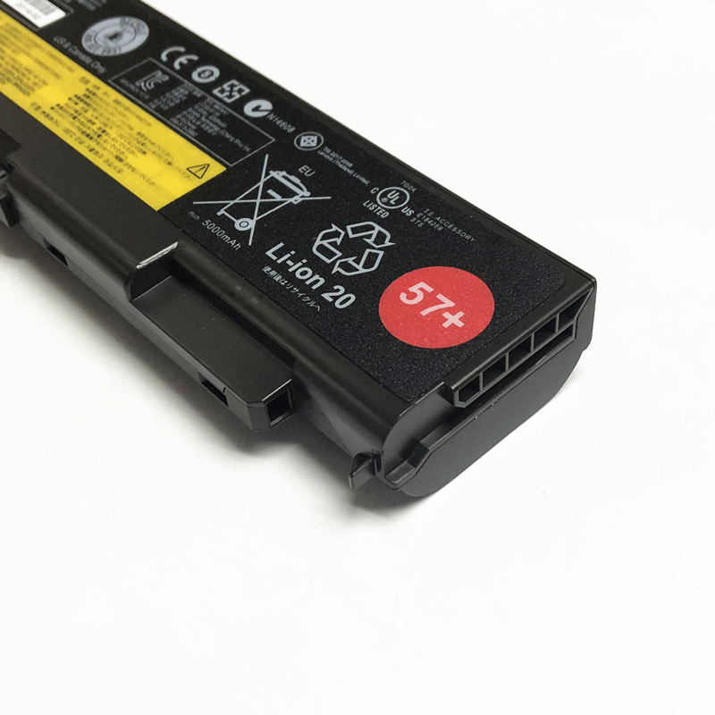 Laptop Battery T440p T540p W540 W541 L440 LOT OF 10 Lenovo ThinkPad 6 Cell 57