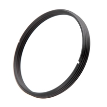 M39 to M42 Screw Mount Adapter Ring for Leica L39 LTM LSM Lens to Pentax M39-M42 m39 fx leica m39 lens to fujifilm x pro1 mount adapter black