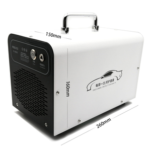 Image 5 - 2020! Effective Car Air Purifier With Ozone 3g/hr and Anion 20million/cm3 Decompose HCHO Air Sterilizer