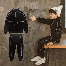 Big Teenage Boys Clothing Sets 4 5 8 14 16 Years Autumn Wint