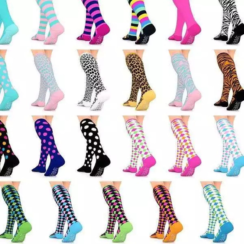 Compression Socks 15-20 Mmhg Is BEST Graduated Athletic & Medical For Men & Women, Running, Flight, Travels Socks