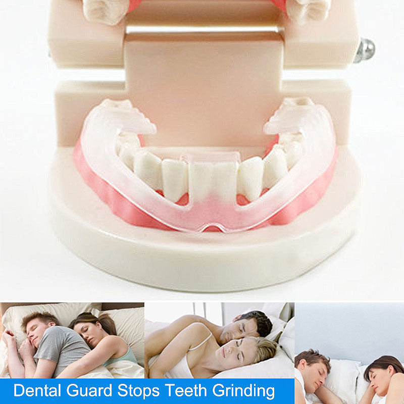 1 X Dental Mouthguard Prevent Night Tala Tooth Teeth Bruxism Grinding Eliminating Tightening Product Sleep Aid Tools