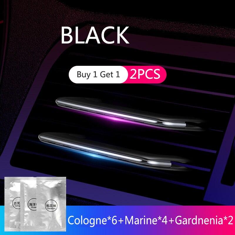 2 pcs BLACK