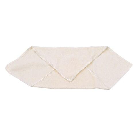 algodao colorido confortavel bebe pequeno quadrado guardanapo