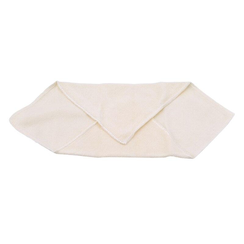 algodão colorido confortável bebê pequeno quadrado guardanapo
