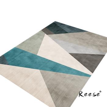 Geometryczne nowoczesne dywany do salonu w stylu skandynawskim do domu koc do sypialni dywan do składania duży miękki gabinet Teppich dywaniki podłogowe tanie i dobre opinie Reese CN (pochodzenie) Europejska Wyprodukowane maszynowo Rectangle Do hotelu Bedroom do pokojów do modlitwy OUTDOOR DEKORACYJNY