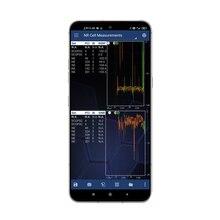 Nemo Handy Nemo Телефон LG V60 ThinQ 5G Drive Test Phone Support GSM HSPA LTE NR Измерения для NEMO Outdoor Test