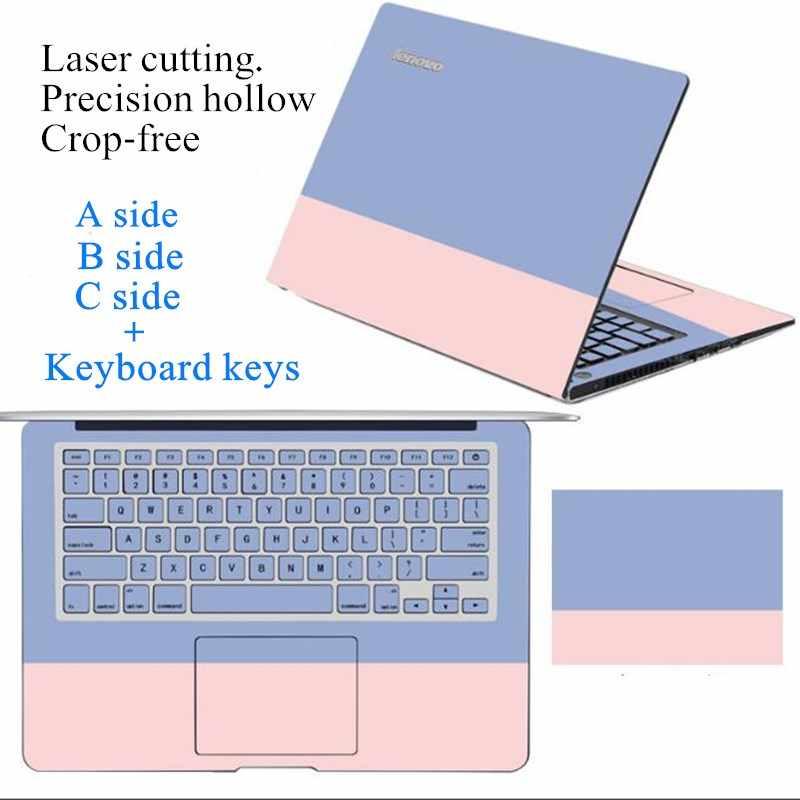 14 Inch Laptop Skin Crop Free Customize Sticker For Asus Hp Xiaomi Lenovo Shell Screen Keyboard Protective Film Waterproof Kit Aliexpress