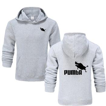 2019 Brand Mens Hoodies Sweatshirts Pullover Men Long-Sleeved Hoody Casual Man Zipper Hooded Sweatshirt For Male Clothing M-XXL 6