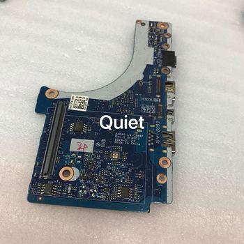 For Dell FOR Precision 15 7510 Left-side IO Circuit Board with USB C / USB / Mini DP / HDMI Ports - CJT78 LS-C548P 0CJT78 CJT78