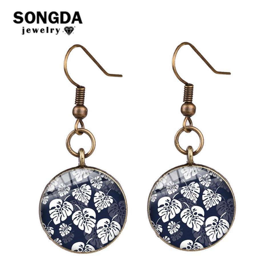 Mini Tropical earrings