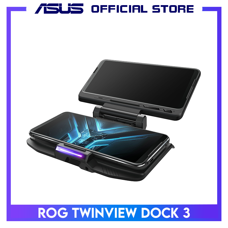 Phone Rog-Accessories 3-Station-Module ROG3 3-Twinview-Dock