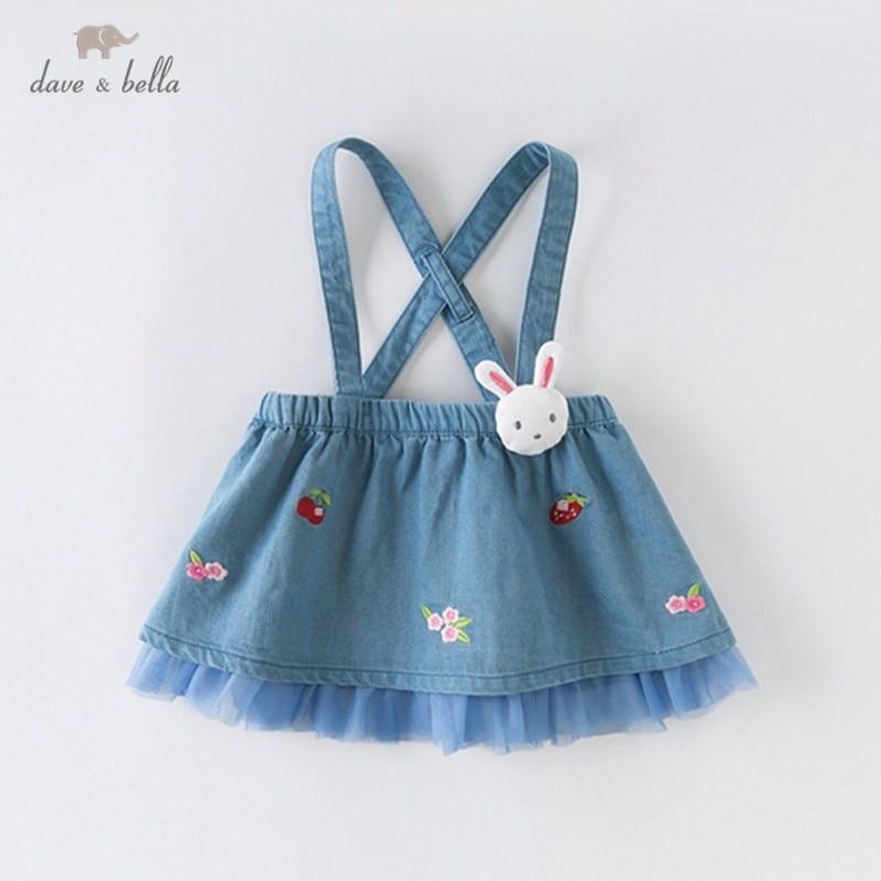 Dave bella платье для маленьких девочек DBJ13926, летнее платье принцессы на бретельках с мультяшным рисунком, вечерние платья Лолиты, детская одежда для малышей|Платья| | АлиЭкспресс