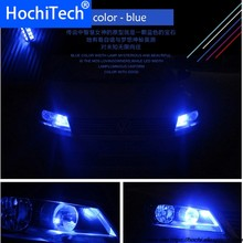 ใหม่ล่าสุด T10 W5W ultra bright LED ภายในรถ LED ชิป clearance light สำหรับ ford focus 2 3 fiesta mondeo ecosport kuga(China)