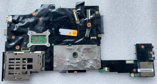 العلامة التجارية الجديدة لينوفو ثينك باد X230T الكمبيوتر المحمول الكمبيوتر المحمول اللوحة الأم CPU i7 3520 متر 100% اختبار العمل FRU 04X3744 04Y2040 04W6804