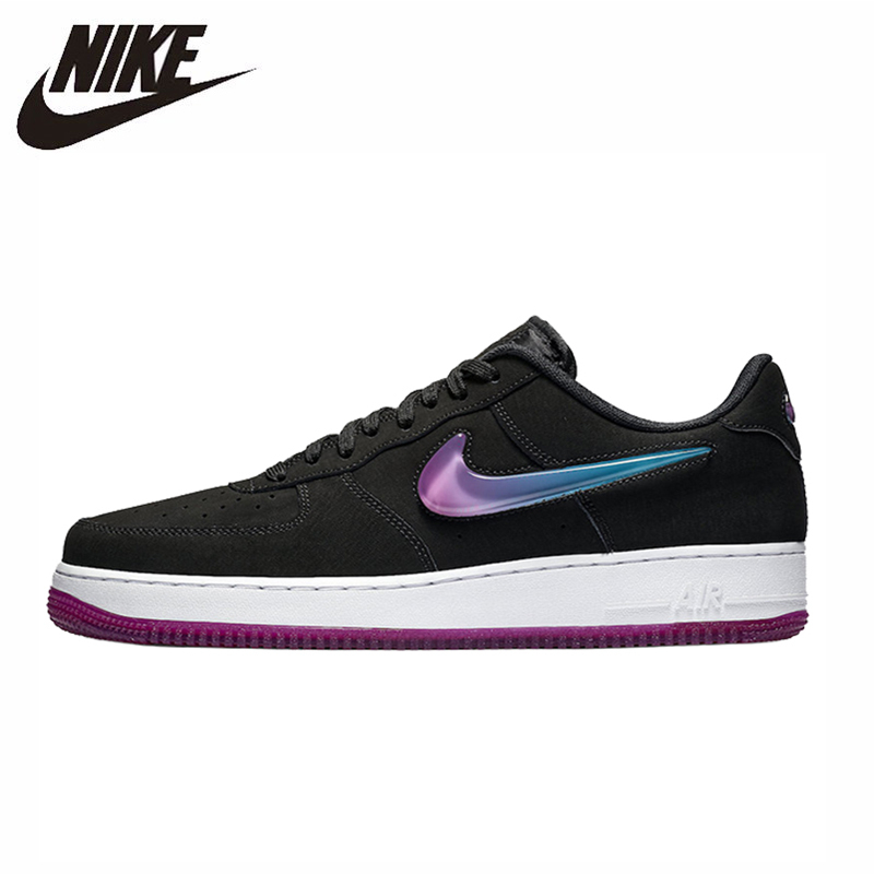 Nike Air Force 1 Original mujer skateboarding zapatos ligeros transpirables deportivos zapatillas AT4143