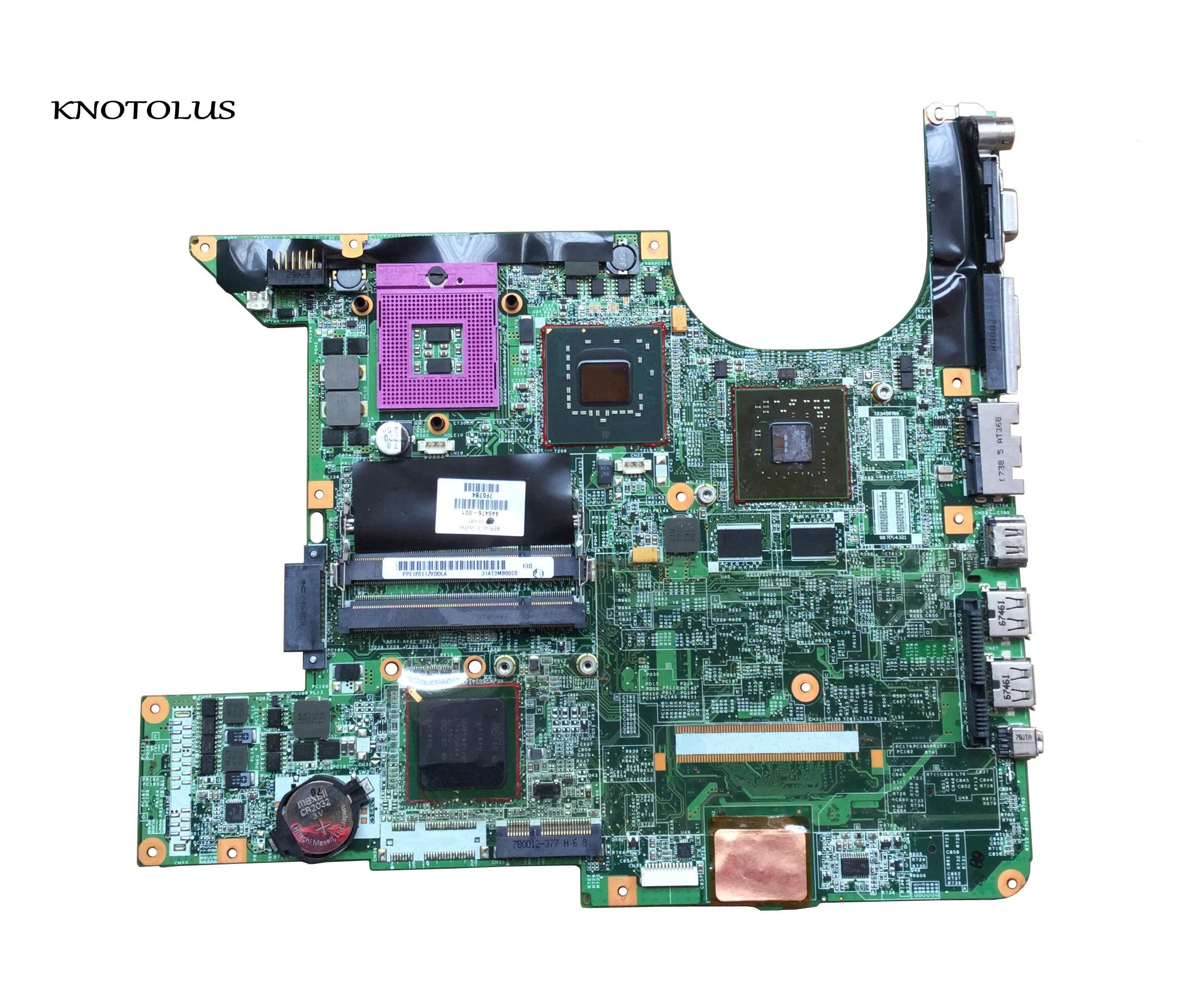446476-001 Free Shipping For HP PAVILION DV6000 DV6500 DV6700 DV6800 Motherboard PM965 Chipset 100% Test Good