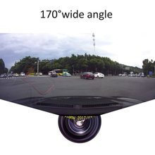 170°Wide Angle WIFI Connect Car DVR Dash Cam Full HD 1080P Night Vision Hiding Car Driving Recorder Video Recording Dash Camera sinairy car dash cam with wifi car dvr camera app support ios android system recorder 170 degree super wide angle loop recording