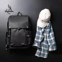 AUGTARLION Fashion Men Backpack High Quality Youth Backpacks for Teenage Boy Male School Shoulder USB Charge Bagpack Mochila