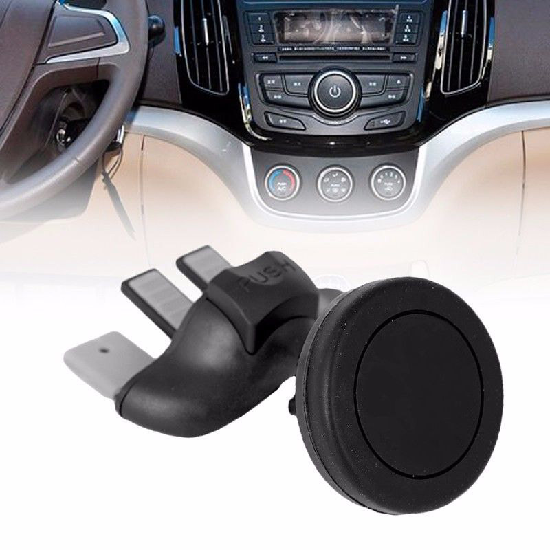 Magnetic Car CD Slot Mount Cell Phone Holder For Xiaomi Redmi CD Slot Air Outlet Mount Holder Cradle For Smart Mobile Cell Phone