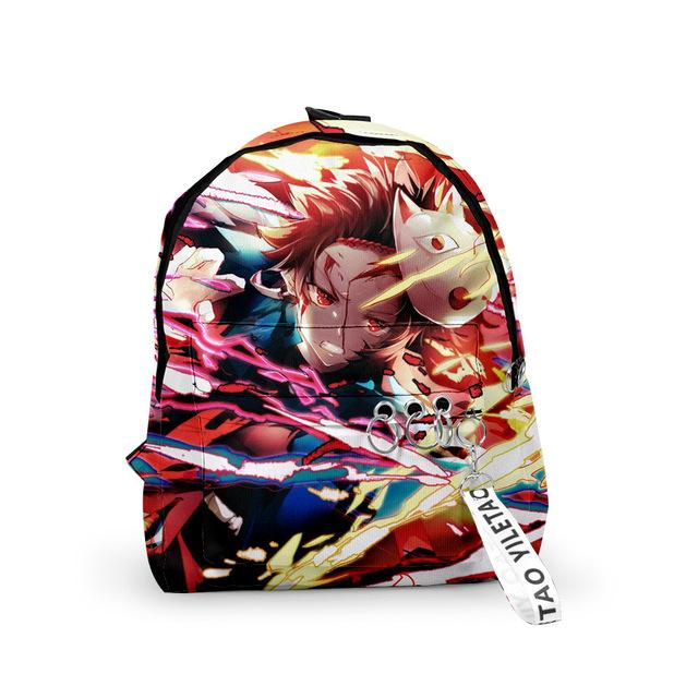 Demon Slayer Anime Cosplay school bag backpack