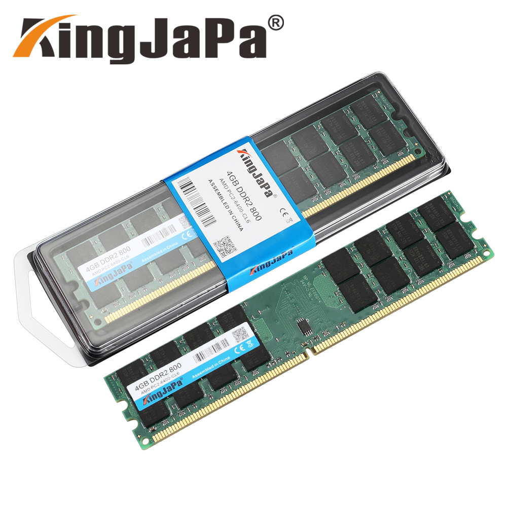KingJaPa DDR 1 2 3 DDR1 DDR2 DDR3 / PC1 PC2 PC3 512MB 1GB 2GB 4GB 8GB 16GB Computer Desktop PC RAM Memory 1600 MHz 1333 800 400 ram memory pc ram memorypc ram - AliExpress