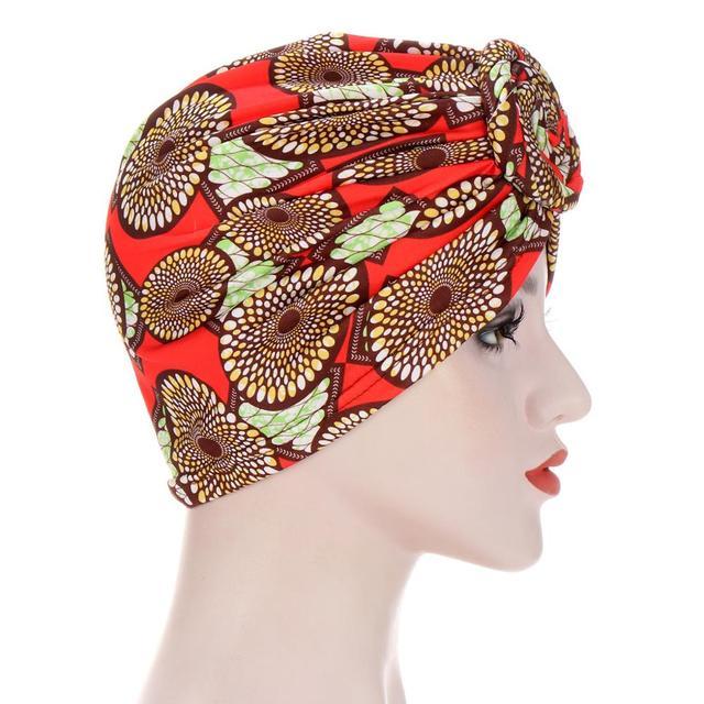 Фото новые шапки тюрбаны для женщин предварительно завязанные шелковистые