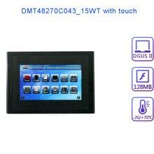 DMT48270C043_15WT ekran dotykowy DWIN DGUS II o przekątnej 4.3 cala