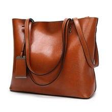 Sac à bandoulière couleur unie pour femmes, sac à bandoulière, sacoche Pu, fourre-tout, sac seau, sac pour maman, sac Shopping tendance, nouvelle collection
