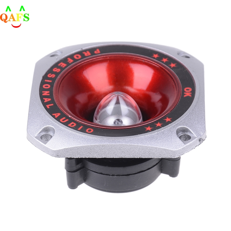 4 Inch Speaker Tweeter Colorful Flashing Loudspeaker Piezoelectric Loudspeaker Piezoelectric Loudspeaker