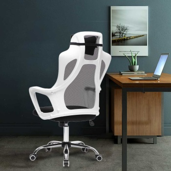 Gaming Office Chairs Ergonomic Mesh Computer Chair High Back Seat Desk Chair Home Office Recliner Gamer Chair Conference Chairs 2