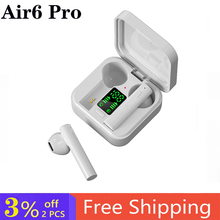 TWS Bluetooth Earphones Wireless Earbuds For Xiaomi Redmi AirDots Headsets With Mic Handsfree Headphone PK air2s A6S pro E6S A6S