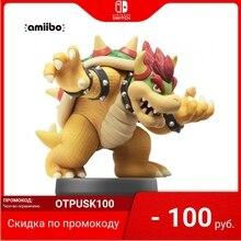 Интерактивная фигурка Nintendo | Amiibo Боузер (коллекция Super Smash Bros.)